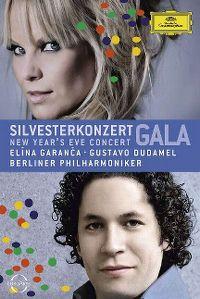 Cover Elīna Garanča / Gustavo Dudamel / Berliner Philharmoniker - Silvesterkonzert 2010 [DVD]